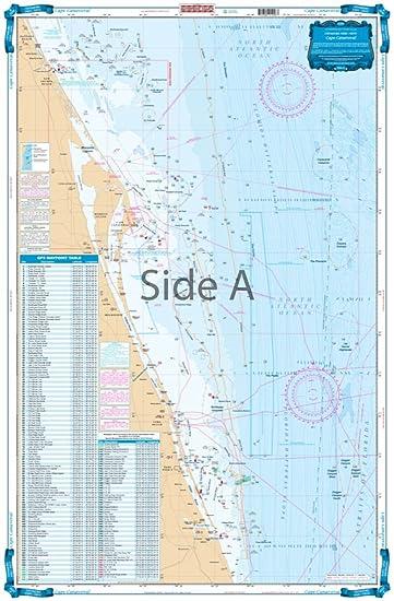 Amazon com waterproof charts 124f cape fishing charts and maps