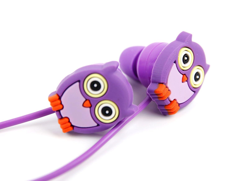 DURAGADGET Auricolari In-Ear per console Clemstation 5.0 – Design Unicorno – Ideale per Bambini