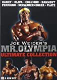 Joe Weider's Mr Olympia Ultimate Collection [DVD]
