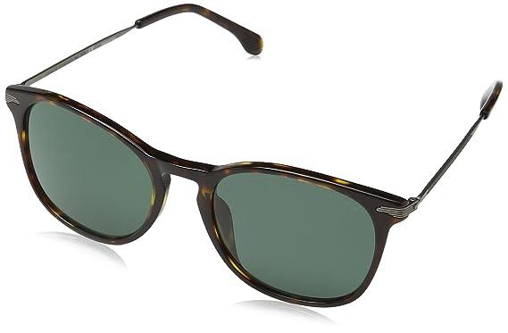 767e76bc6bd147 Lozza homme BARI 4 Montures de lunettes, Marron (Brown Havana Shiny Yellow)