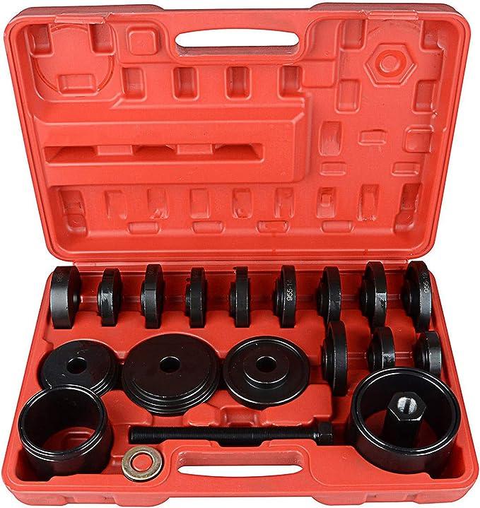 Cclife Universal Radlager Radlagerwerkzeug Abzieher Radlagerabzieher Montage Ausdrücker Werkzeug Auto