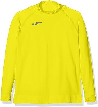 Joma Brama Classic - Camiseta térmica para niños, color amarillo ...