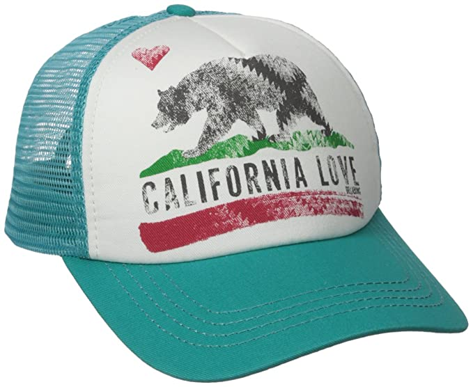 Amazon.com  Billabong Girls  Big Pitstop Trucker Hat 13928efbf6b