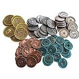 Scythe: Métal pièces complémentaires