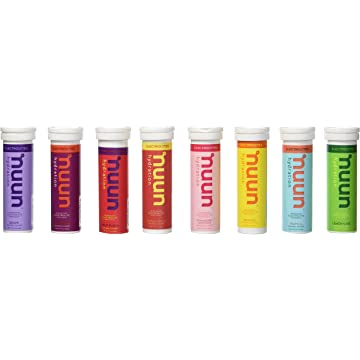 New Nuun Hydrating Electrolyte Tablets