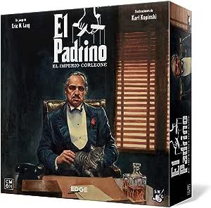 El Padrino - El imperio Corleone (Edge EECMGF01)