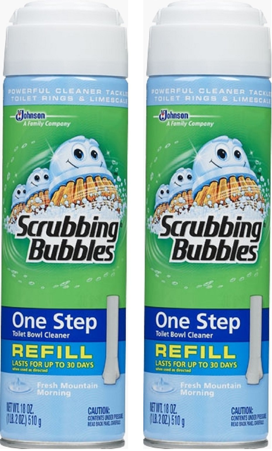 Scrubbing Bubbles 18 Oz. Automatic Toilet Bowl Cleaner Refill by Scrubbing Bubbles