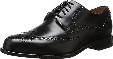 Carter Grand Wingtip Derby Shoe