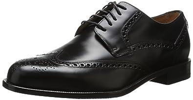 Cole Haan Men's Carter Grand Wingtip Oxford, Black, ...