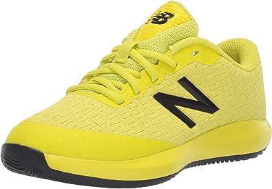 Sin sentido golpear Fantástico  New Balance 996v4 - Zapatillas de Tenis para niños, Amarillo (Azufre  Amarillo/Limón Lluvia), 31 EU: Amazon.es: Zapatos y complementos