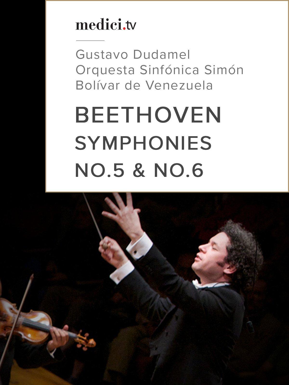 Beethoven, Symphonies No.5 & No.6