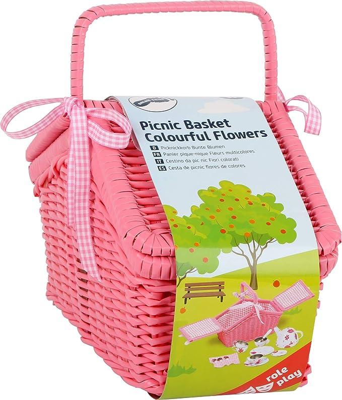 5313 Picnic Basket Tea Party Legler