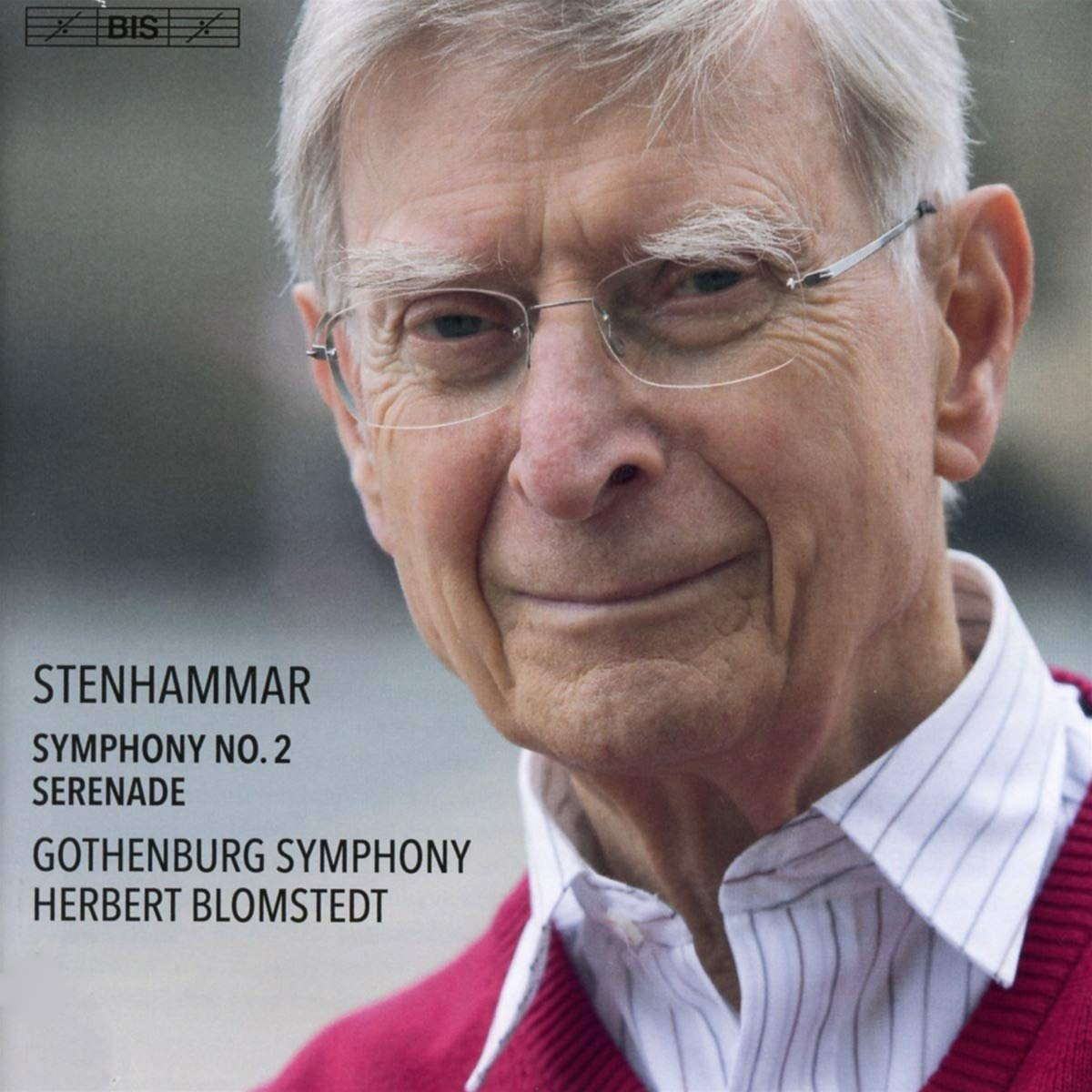 SACD : GOTHENBURG SYMPHONY - Symphony 2 /  Serenade (Hybrid SACD)