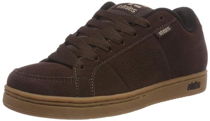 Etnies Kingpin Sneaker Skateschuhe Herren Braun (Brown/Black/Gum)