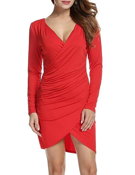 Aelove Bodycon Dress Club Plus Size Dresses At Amazon Womens