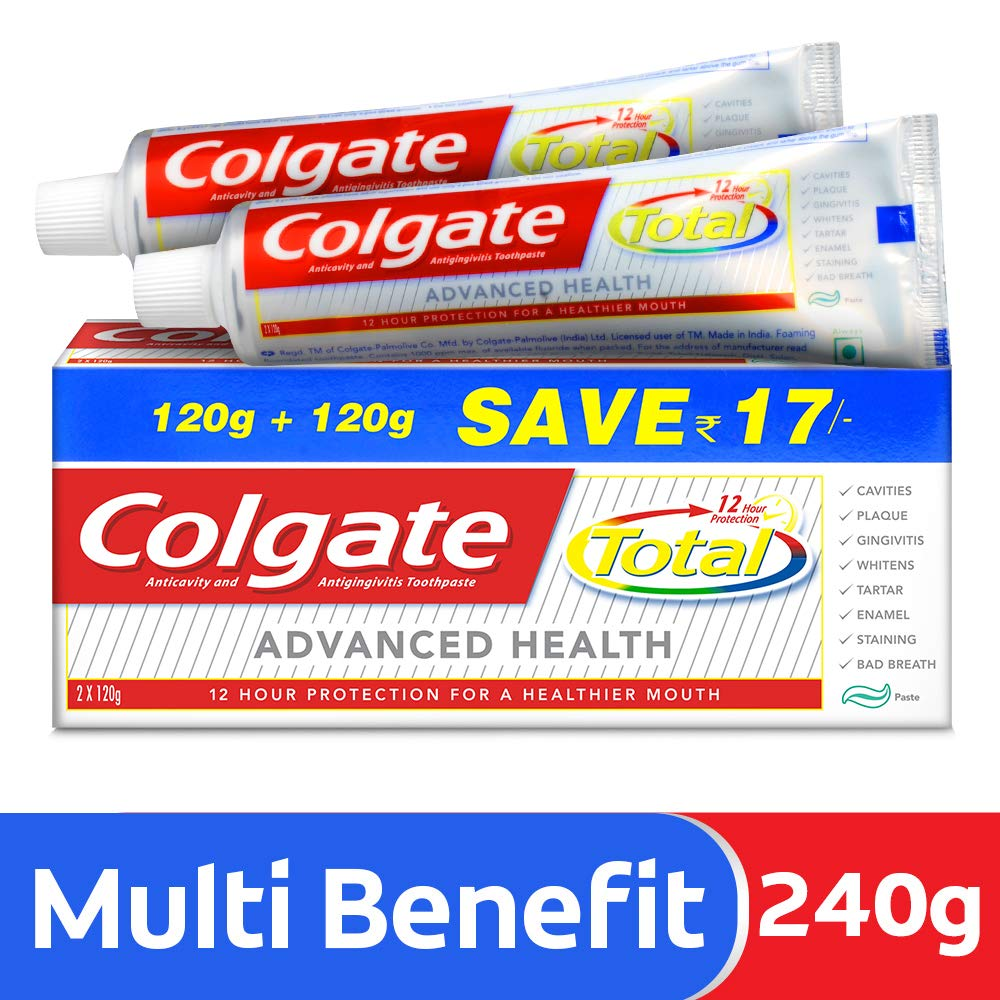 Colgate Total Advance Health Toothpaste - 240 g product image