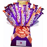 Double Decker Chocolate Bouquet - Sweet Hamper Tree Explosion - Perfect Gift