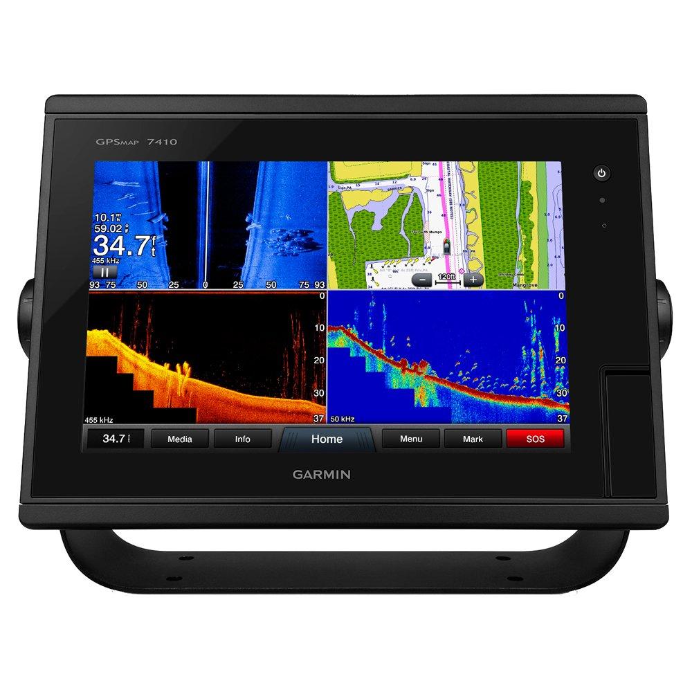Garmin GPSMAP 7410, 10'' Mfd, Basemap, No Sonar by Garmin