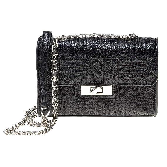 Steve Madden B Kammy Black One Size  Amazon.co.uk  Clothing 5ec2e68583809