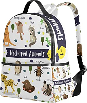 Backpack Cute Animal Koala Bear Shoulder Travel Bag Kids/' Backpacks