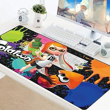 Seta De Dibujos Animados Coloridos Gaming Mousepad Alfombrillas ...