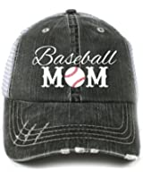 Katydid Baseball Mom Women's Trucker Hat