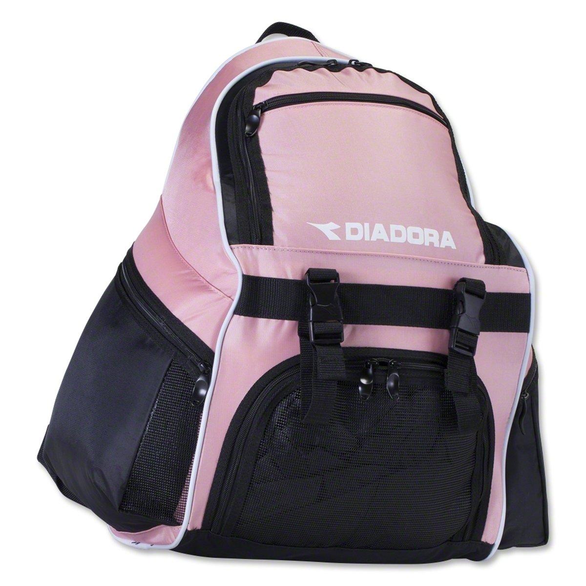 Diadora Squadra バックパック B00783L32G ピンク