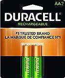 Duracell Pilas Duracell Recargables Aa 2 Pza - Recargables, color, Aa, pack of/paquete de 6