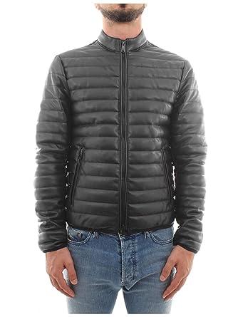 Emporio Armani blouson homme noir  Amazon.fr  Vêtements et accessoires 81fd8862ff1
