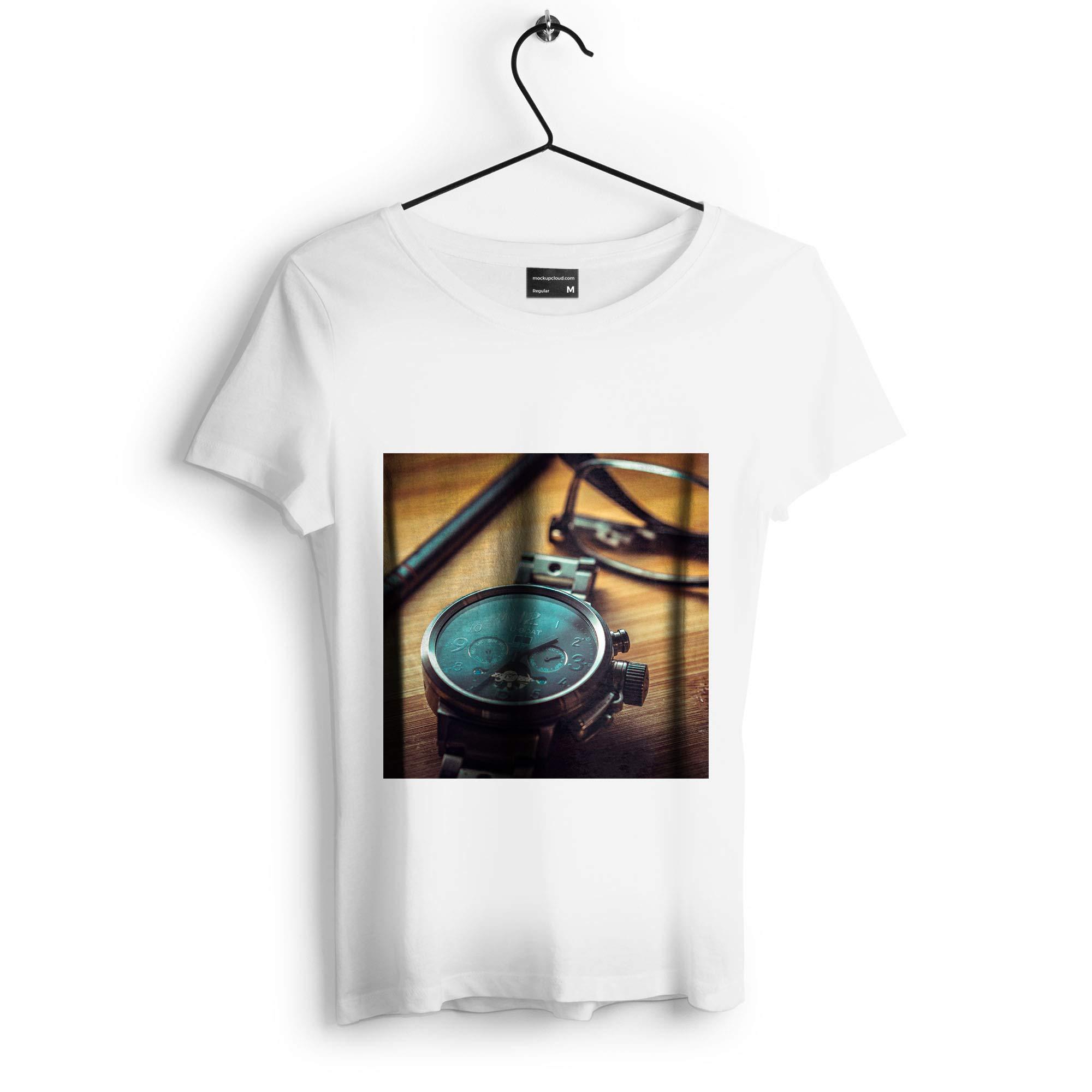 Westlake Art - Watch Strap - Unisex Tshirt - Picture Photography Artwork Shirt - White Adult Medium (D41D8) by Westlake Art