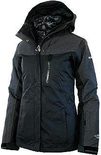 Columbia Womens Superpipe Slope 3 in 1 Interchange Winter Omni Heat 650 Down Ski Jacket