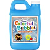 Lulu Home Bubble Concentrated Solution, 1 L/ 33.8 OZ Bubble Refill Solution Up to 2.5 Gallon for Kids Bubble Machine…