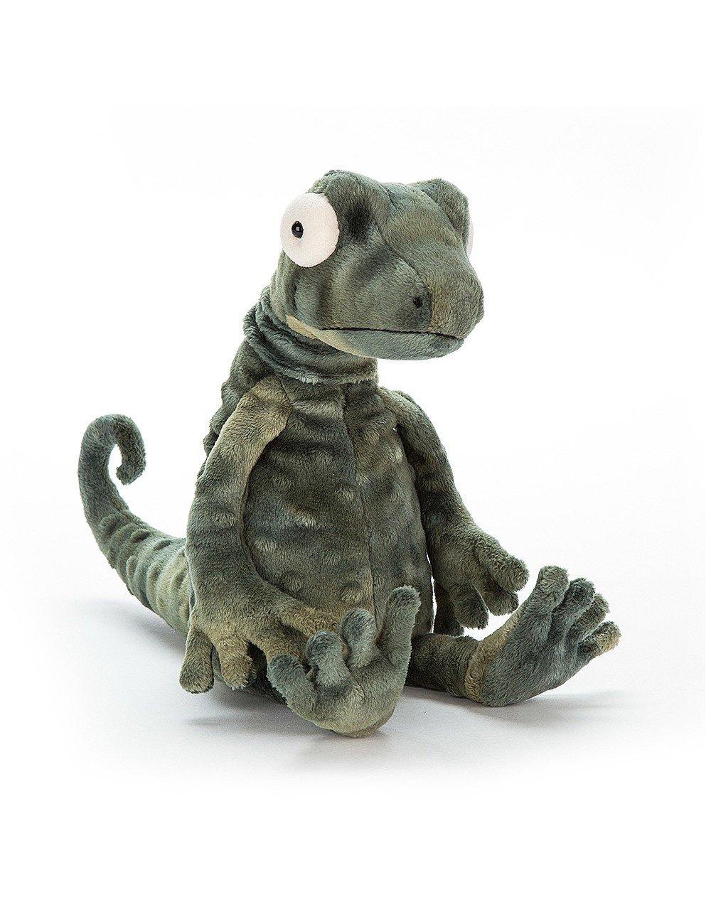 Jellycat - Gary GeckoぬいぐるみSoft ge3gg)   B0796LZWLC