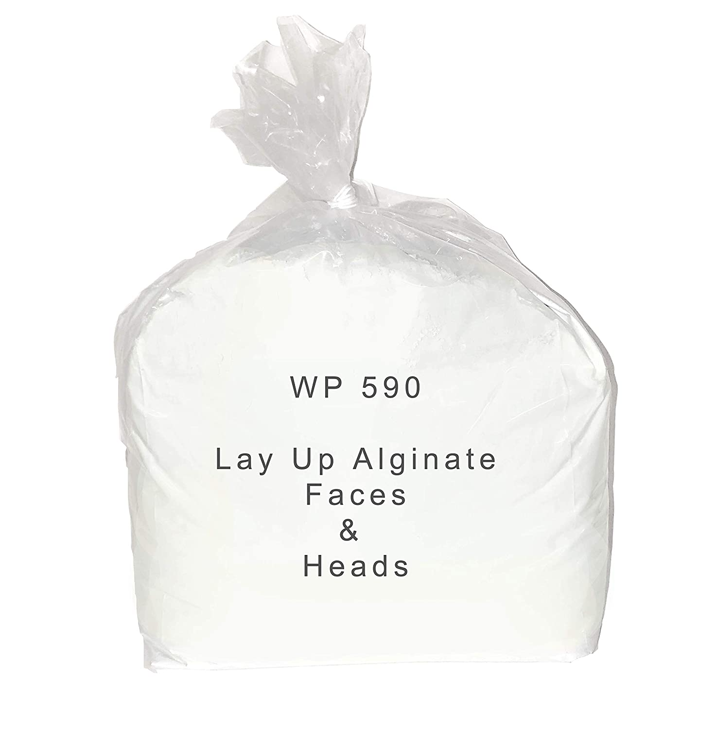 Alginate - LifeCasting Moulding Powder for Faces & Heads - 1 pound1 Accu-Cast