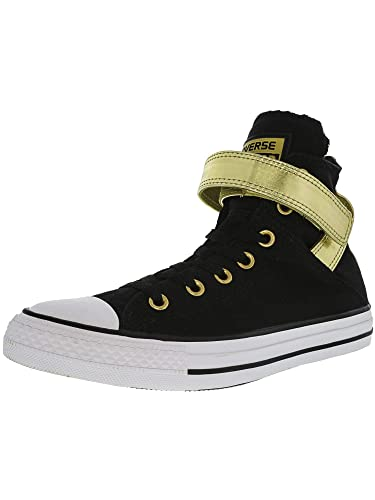 64320154b Converse All Star Brea Fashion Sneakers for Women - Black 7 US