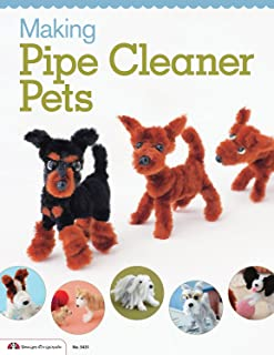 Making Pipe Cleaner Pets (Design Originals)  sc 1 st  Amazon.com & Pipe Cleaners Gone Crazy: A Complete Guide to Bending Funny Sticks ...