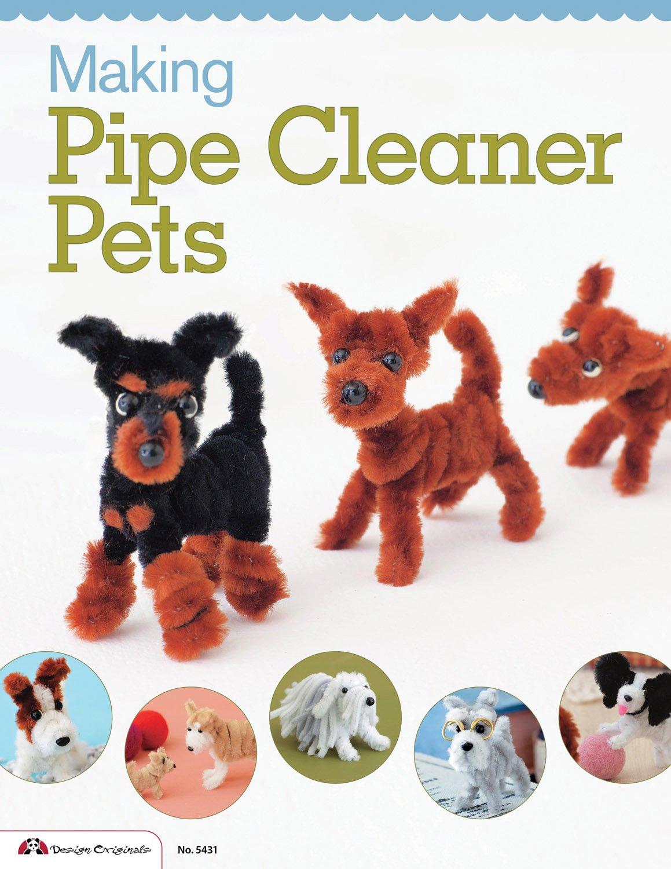 Making Pipe Cleaner Pets (Design Originals): Boutique-Sha Of Japan ...