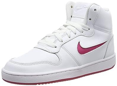 Nike Wmns Ebernon Mid, Scarpe da Basket Donna: Amazon.it ...