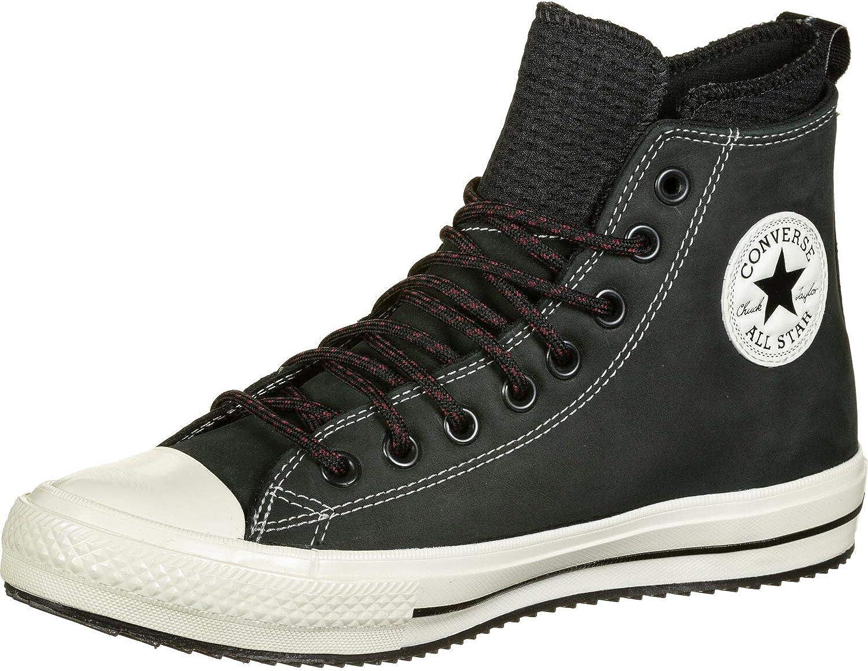 Asistir Cerebro página  Amazon.com: Converse Chuck Taylor All Star High Nubuck Boot: Shoes