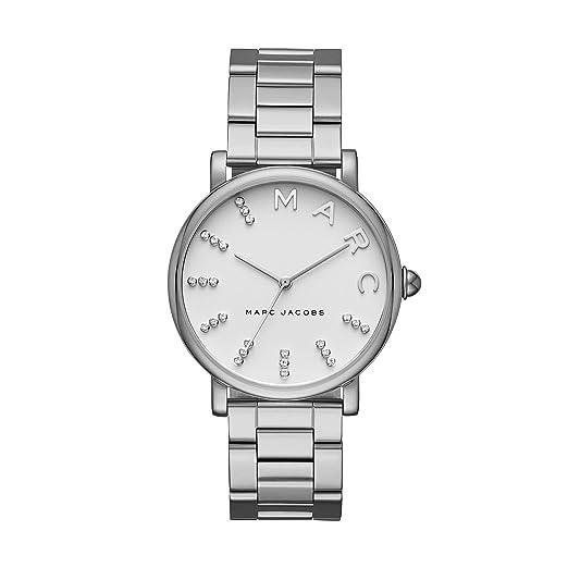 1cda8fb5f1f Marc Jacobs MJ3566 Ladies Classic Watch  Amazon.co.uk  Watches