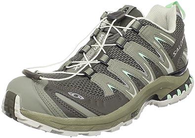 tout neuf 11e50 52d05 SALOMON XA Pro 3D Ultra 2 Ladies Trail Running Shoes, Grey ...