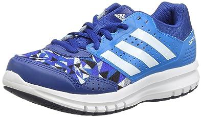 meet aef3c 2a7de adidas Performance Unisex-Kinder Duramo 7 Laufschuhe, Blau (EQT Blue  S16Ftwr