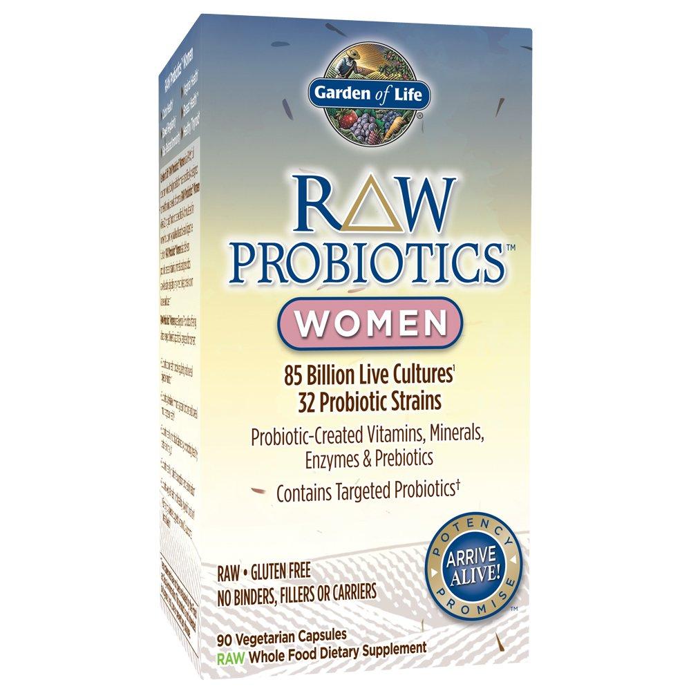amazon com garden of life raw probiotics women u0027s vaginal care