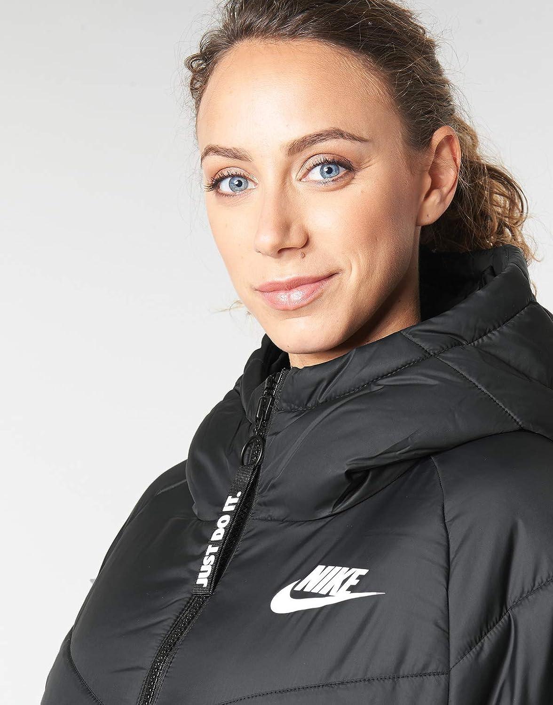 Nike Damen W NSW Wr Syn Fill JKT Hd Weste