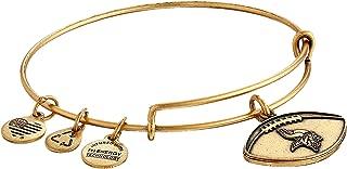 product image for Alex and Ani NFL Minnesota Vikings Gold One Size Bracelet AS15MV02RG