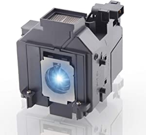 YHY Replacement Projector Lamp for ELPLP69 / V13H010L69 for Epson Powerlite Home Cinema 5020ub 5030ub 5025ub 5020ube 5030ube 5010E 6030ub 6020UB 6010 4030 Projector lamp Bulb with Housing
