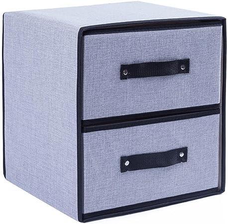 30x30x30 cm, Armario plegable de la caja de almacenamiento del ...