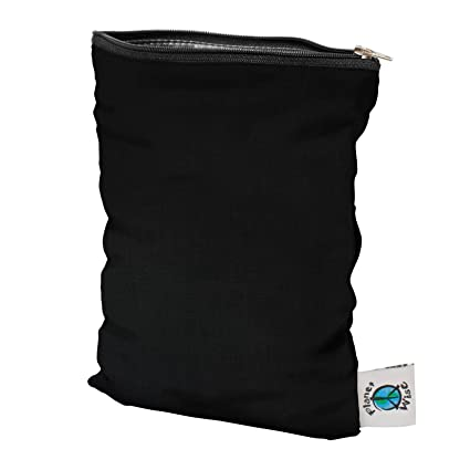 Planet Wise MINI Wet//Dry Bag Baby Product Black