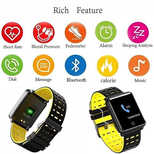 TagoBee Bluetooth Waterproof Smartwatch review