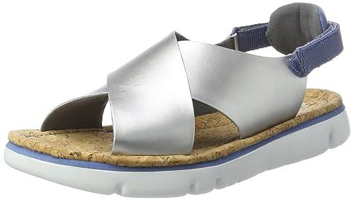 096abcaaa66 Camper Oruga K200157-006 Sandalias Mujer  Amazon.es  Zapatos y complementos